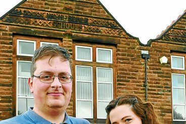 Couple set up new youth charity group