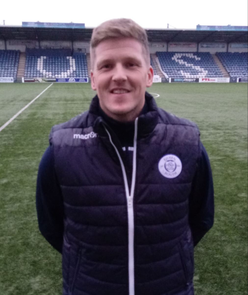 QoS reserves coach welcomes progress