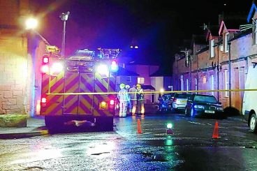 Advice issued following Annan chimney fires