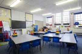 Virus transmission 'rare' in schools