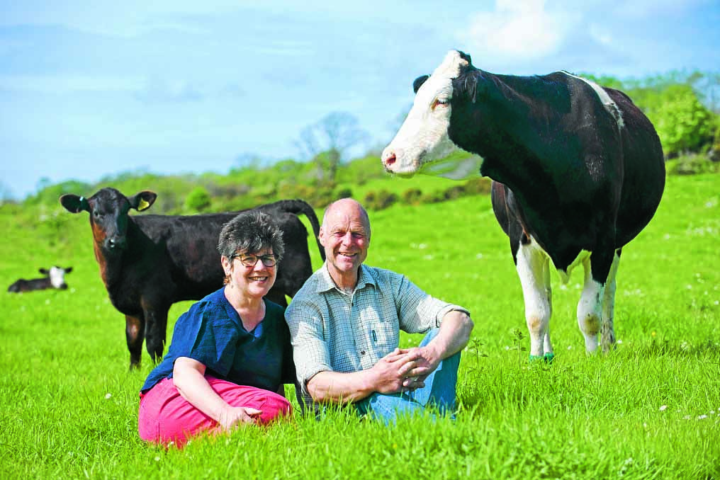 Good practice recognised at dairy firm
