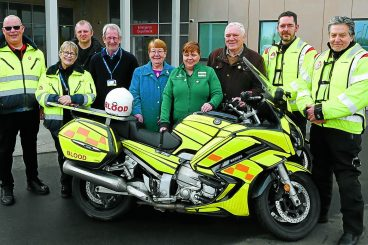 New jackets are a lifesaver for bikers