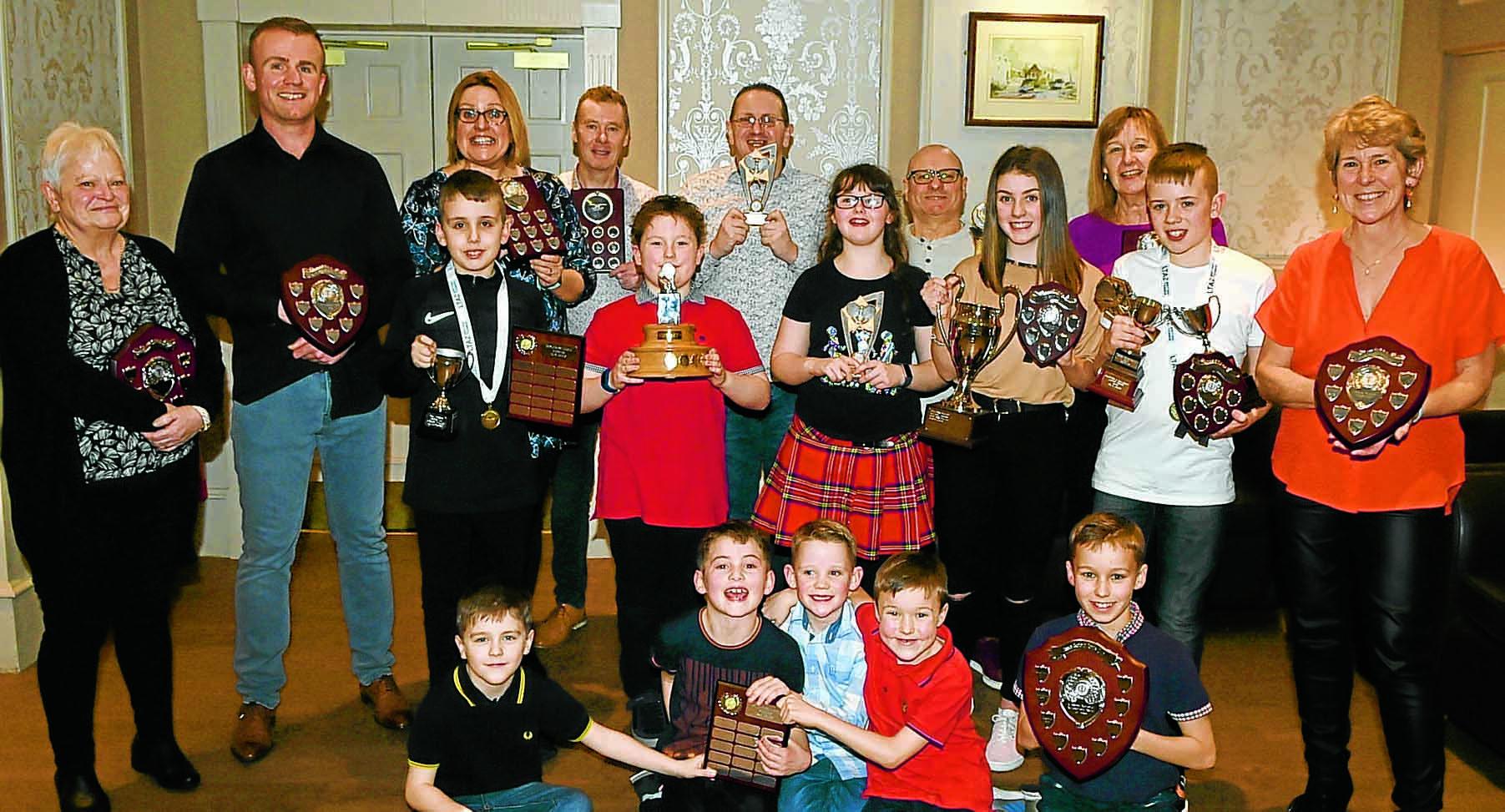 Celebrating success at Seaforth Tennis Club