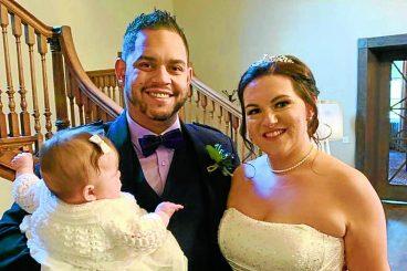 Last wedding before lockdown
