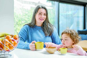 Mumpreneur launches crowdfunded