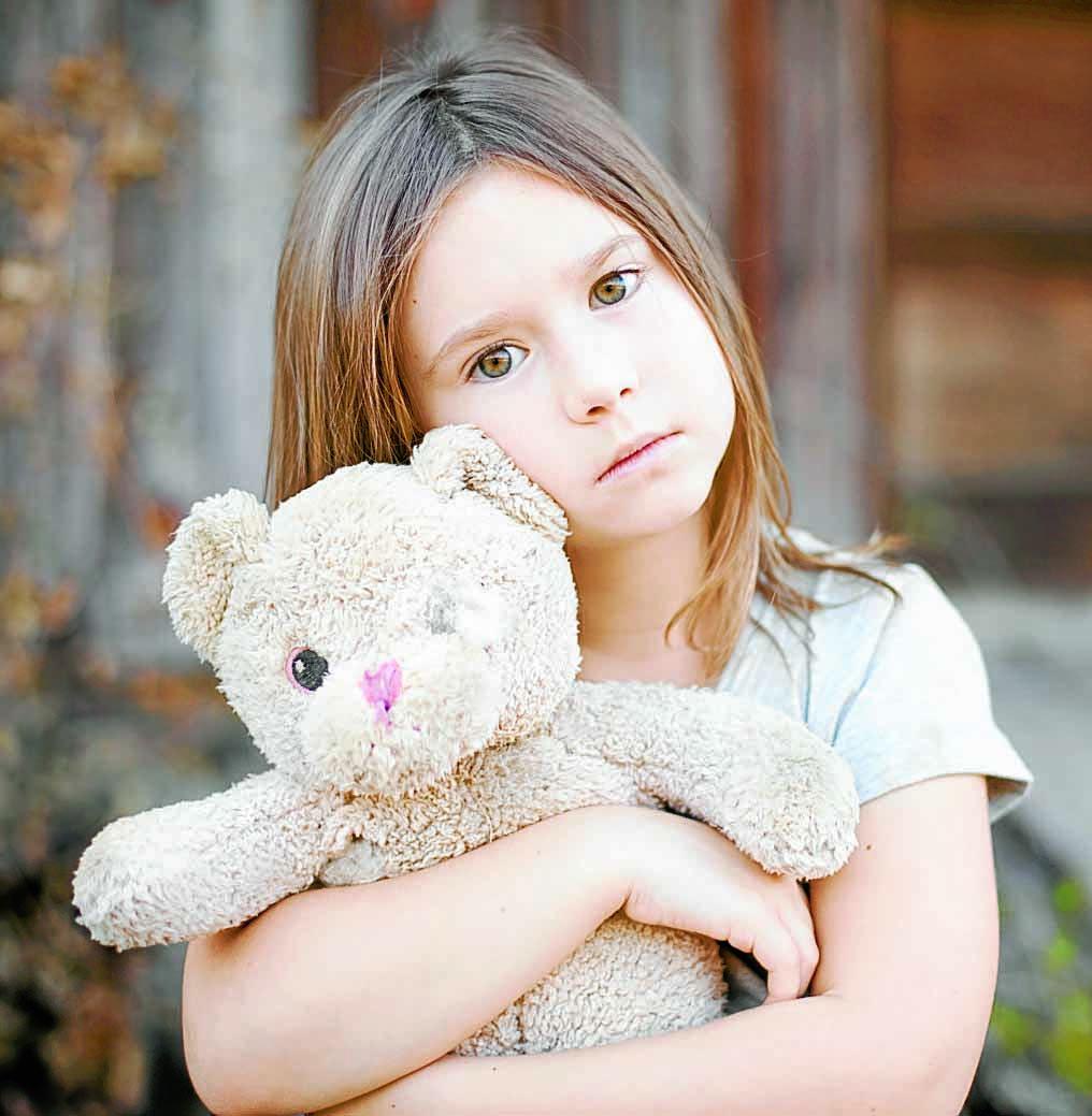 Calming children's fears on virus