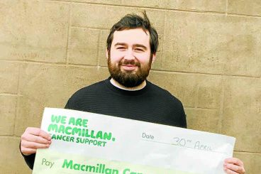 Ryan's game-a-thon raises £650