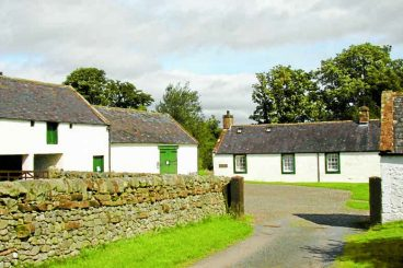 Fight to save Burns' farm from closure
