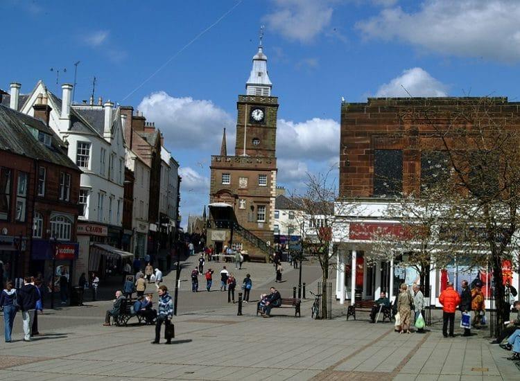Dumfries city bid goes forward
