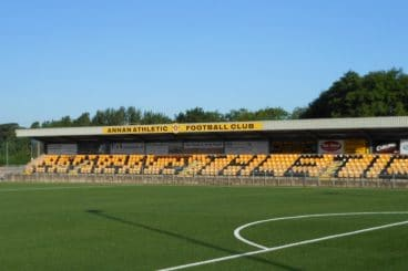 October league start for Annan