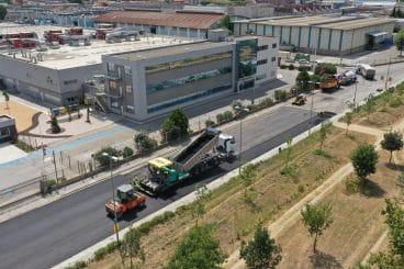 It's Viva Espana for roads firm