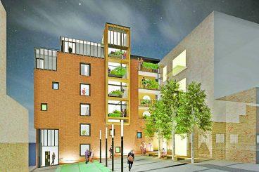 Green light for town centre regeneration
