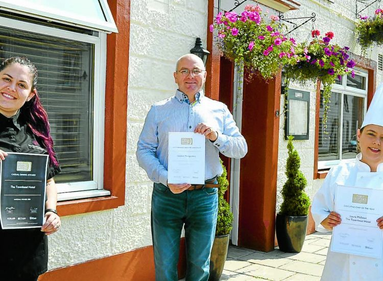 Publican praised for Covid community work