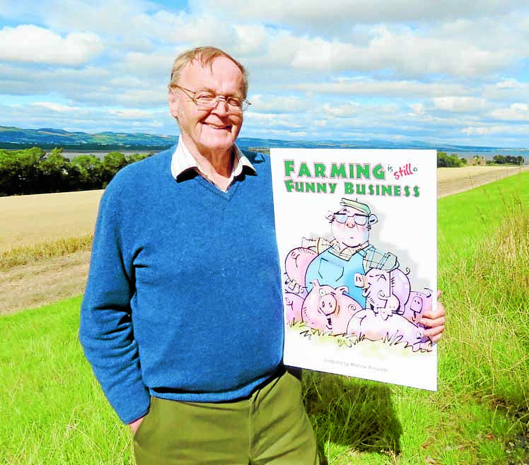 Charity book set to be farming festive favourite