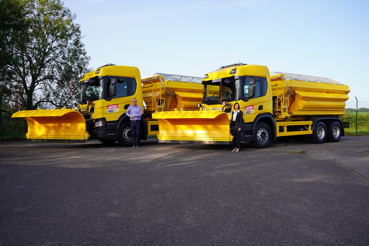 Great gritter names wanted!