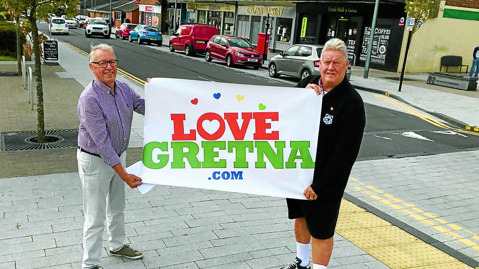 Public urged to fall in love with Gretna