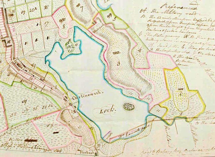 More historic maps of region go online