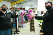 Warm clothes sought for winter