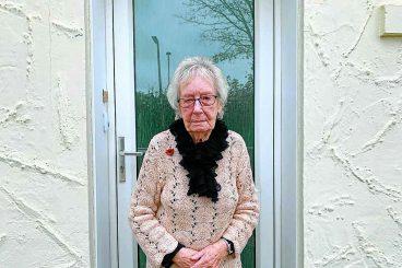 Flu fear for Nancy, 95