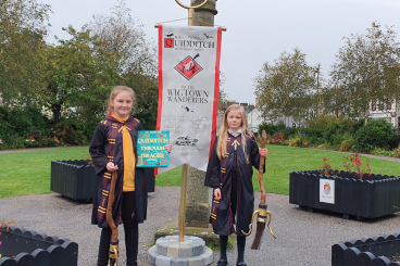 Wigtown given official Quidditch status