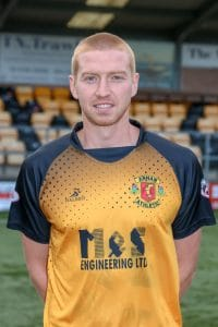 Captain fantastic leads Annan to cup upset