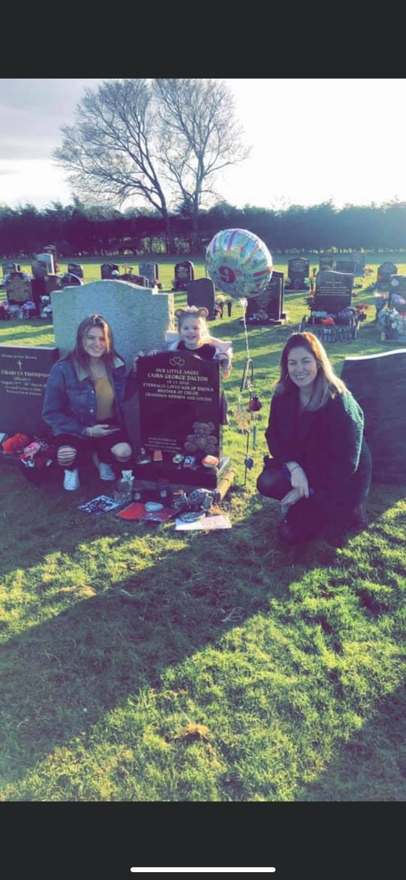 Mum steps out to keep son's memory alive