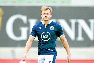 Dream Scotland debut for Steele