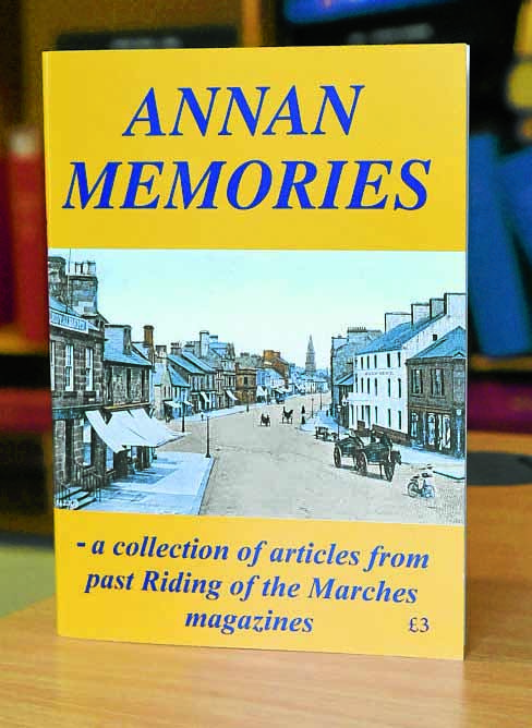 Memories of burgh shared in new publication