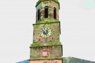Town clock is ticking again