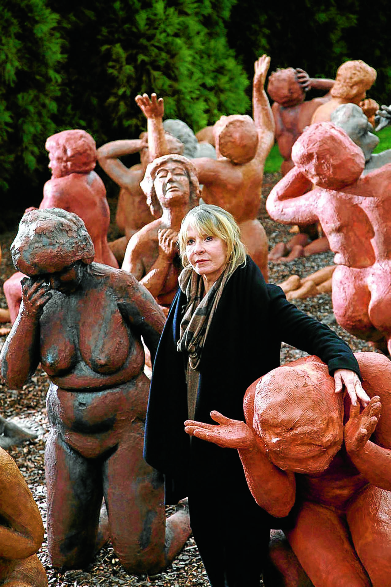 Suse captures grief of Pan  Am families