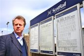 MP seeks review of new train timetable