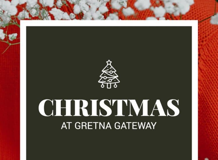 Celebrating Christmas with Friends of Gretna