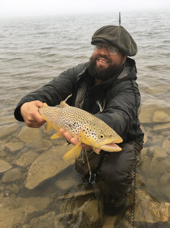 Lifeline for fishing club