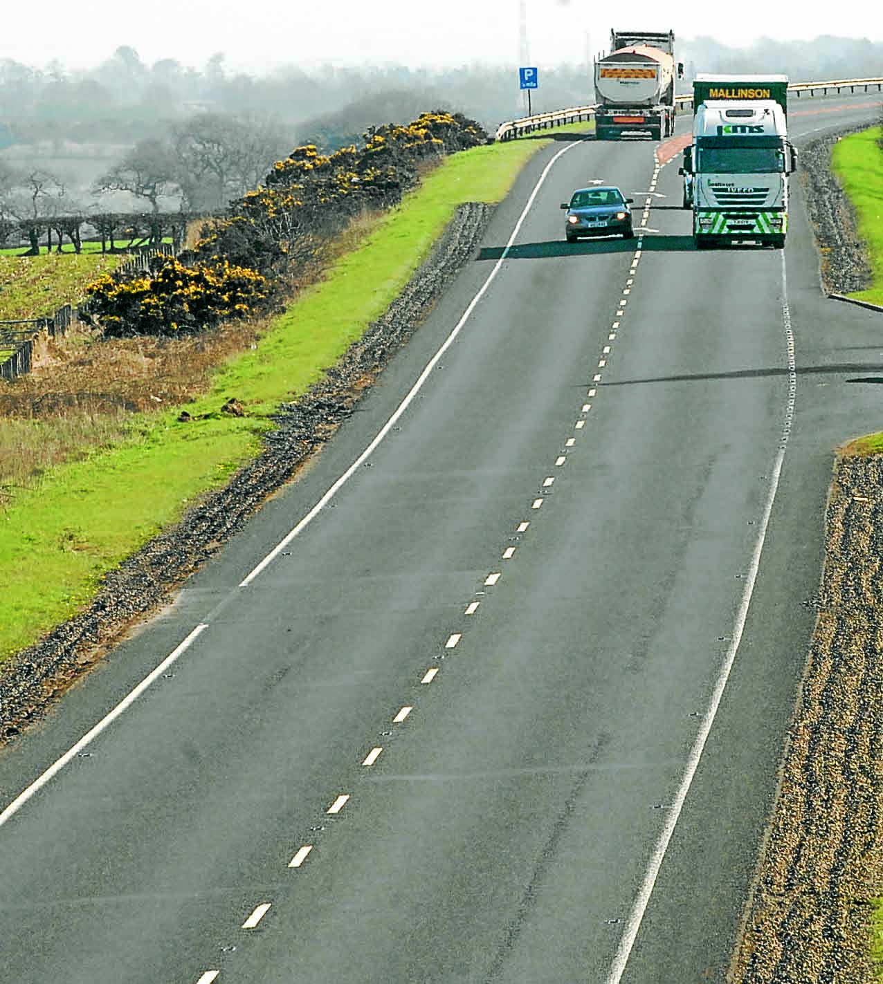A75 investment is 'compelling'