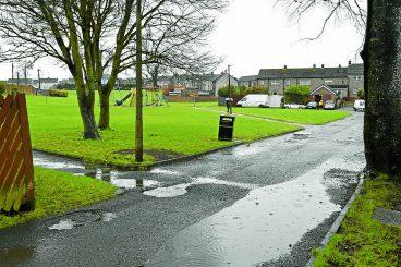 Park flood scheme work starting