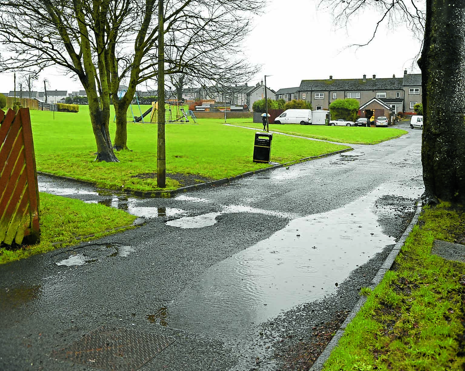 Flood work delay comes under fire