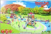 £500k super playpark design revealed