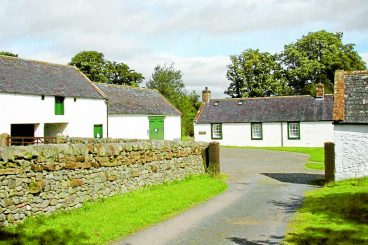 Burns' historic farmhouse launches recruitment drive