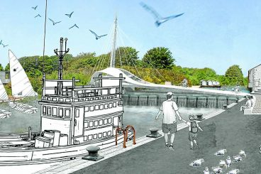Quayside's future new look unveiled