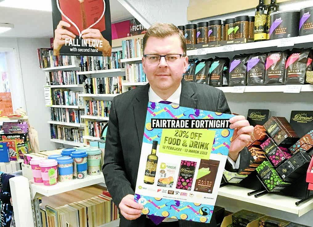 Fair Trade Fortnight goes virtual too