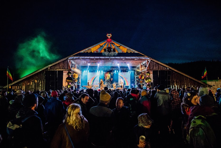 Festival podcast evokes event spirit