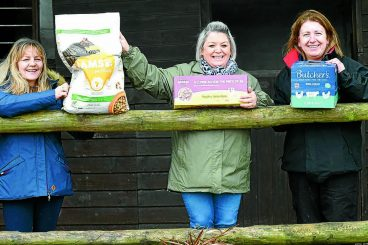 Pals make up pet packages to help owners