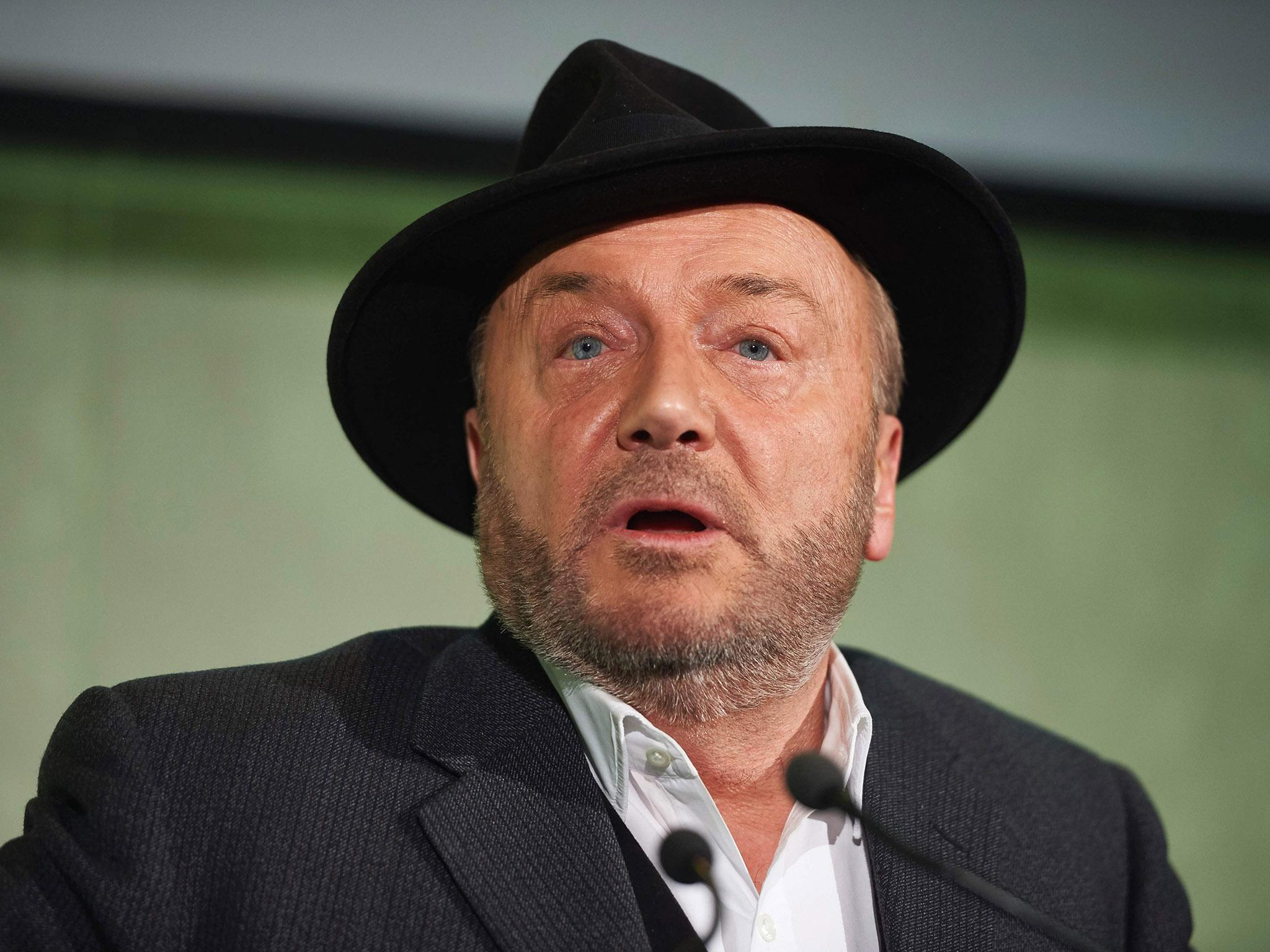 Galloway announces South Scotland candidacy