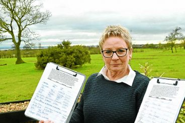 Housing plan sparks petition