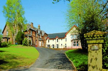 Unprecedented year for care home team