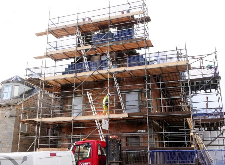 Langholm housing project shortlisted