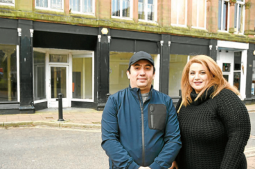 Couple plan to give town some 'VRrOOm'
