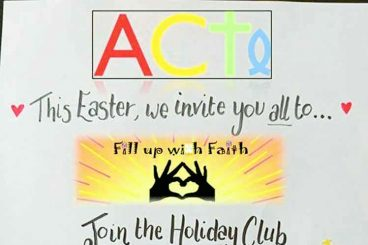 Chance to get involved with Easter celebrations