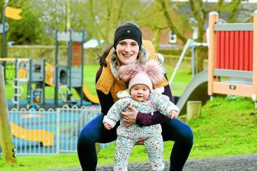 Fitness first for mums