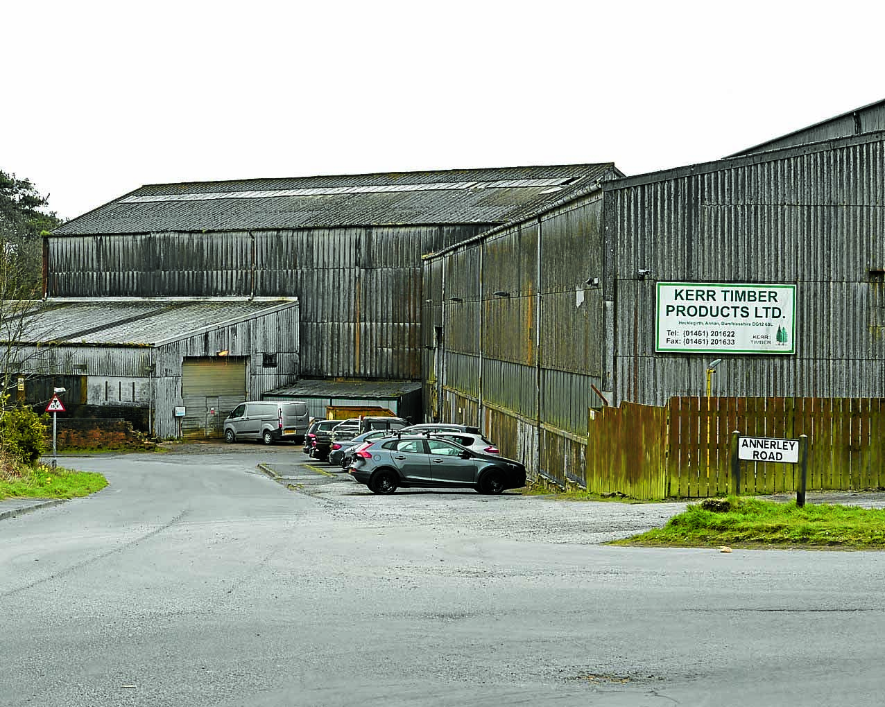 New owners for sawmill